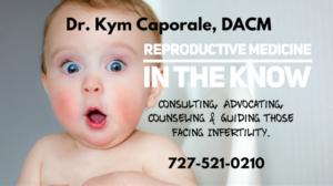 Dr. Kym Caporale Acupuncture | Reproductive medicine | St. Petersburg, FL